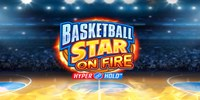 Basketball Star On Fire