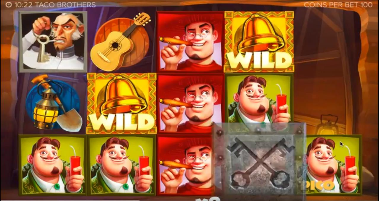 Wild Escape Free Spins